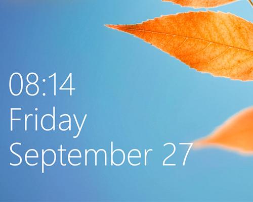 Windows 8 Phone Style