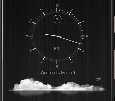 Classy Clock