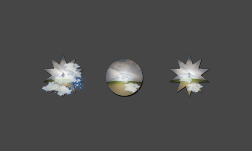 Zooper Aeron Weather Iconset