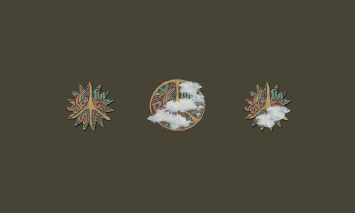 Zooper Peace and Love Weather Iconset
