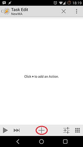 Kustom Tasker Add Action