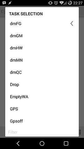 KLWP Pick Task
